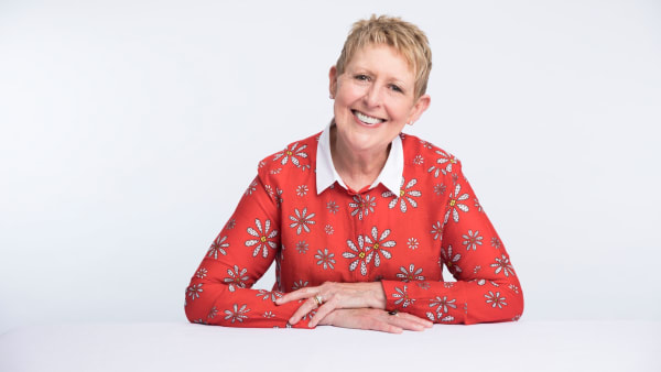 Mem Fox reads for CLEFT