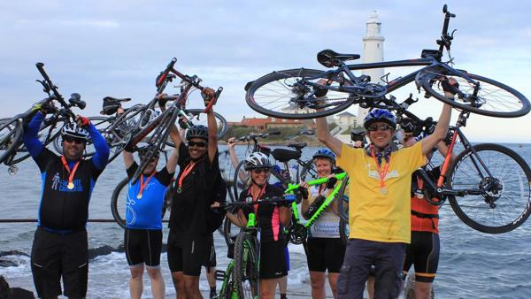 Coast to Coast Cycle Challenge